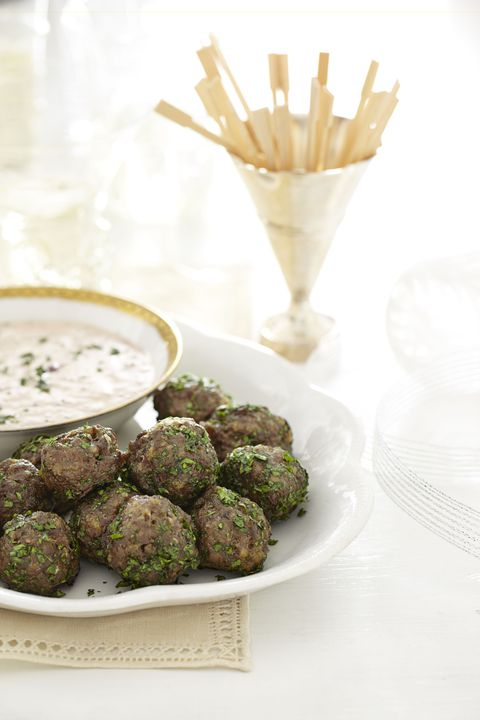 Meatballs - Christmas Appetizers