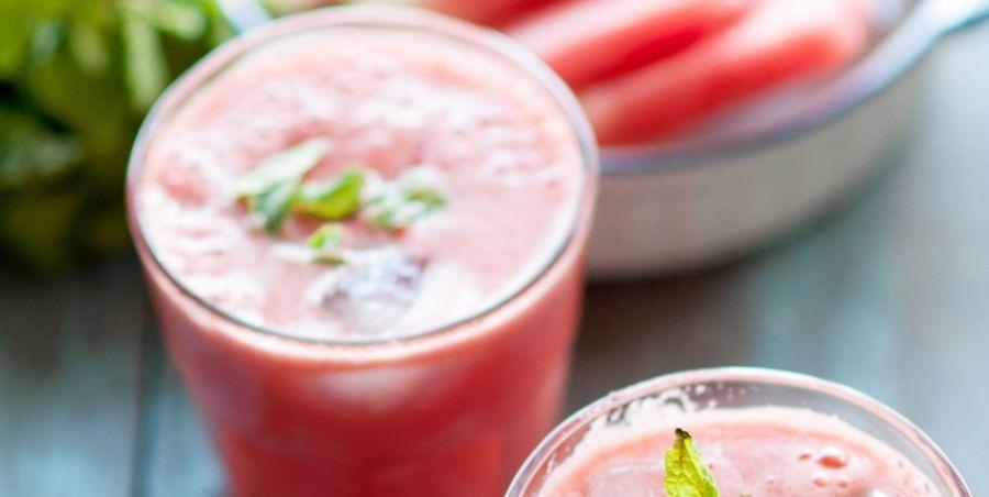 Cocktail watermeloen
