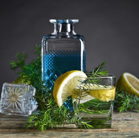 Unusual gin tour - edinburgh