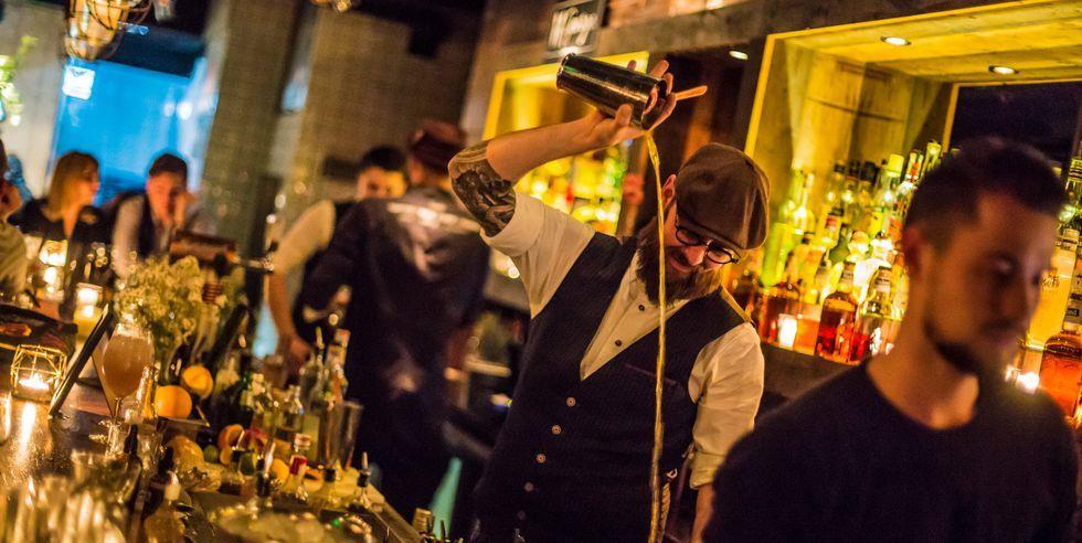 Cocktailbar Rotterdam, cocktails