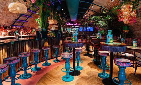 Cocktailbar Utrecht Rum Club