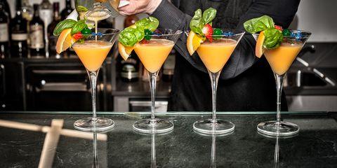 cocktails, alcohol, booze bar
