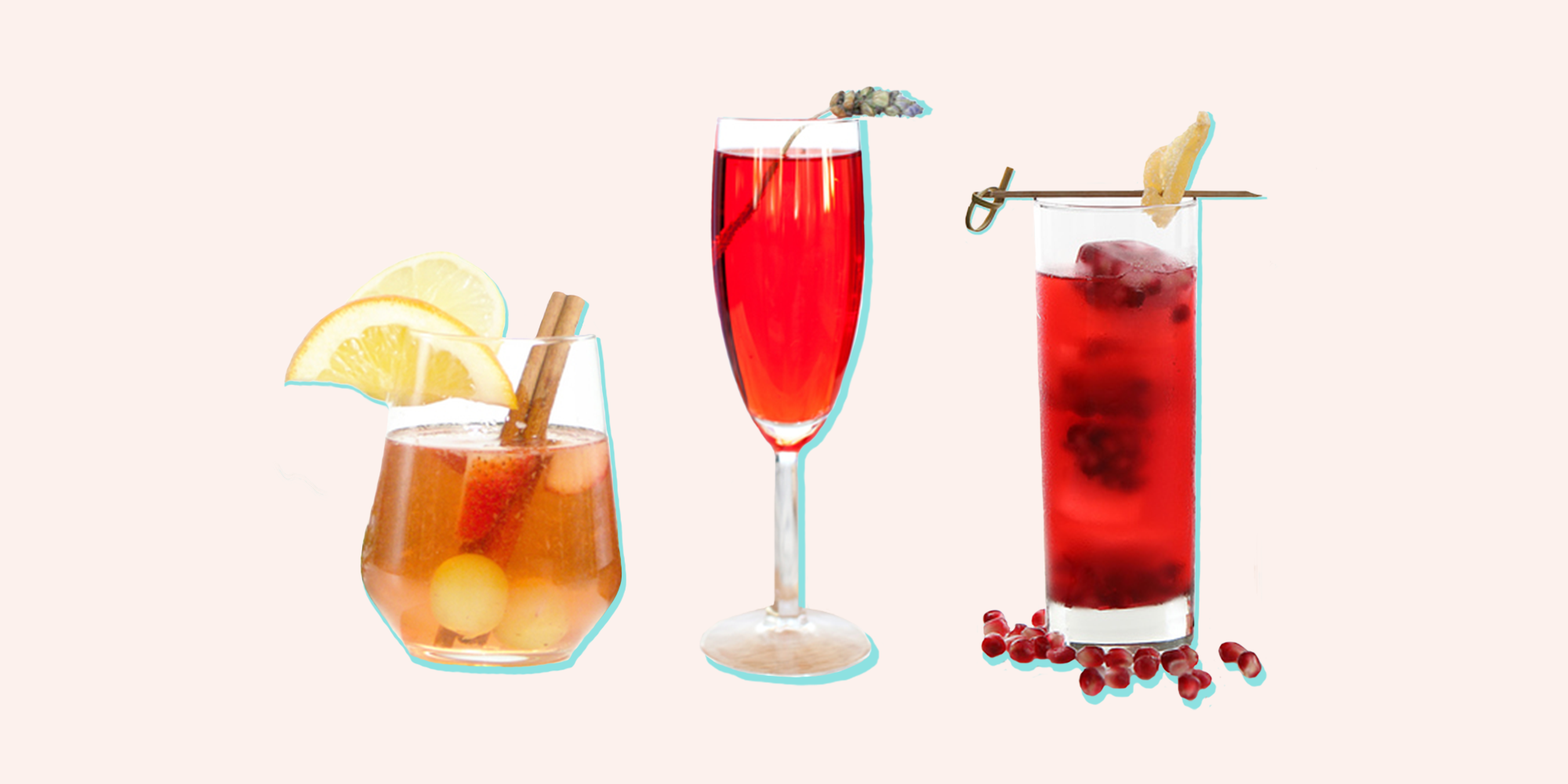 15 Champagne Cocktail Recipes Worth Throwing a Party For