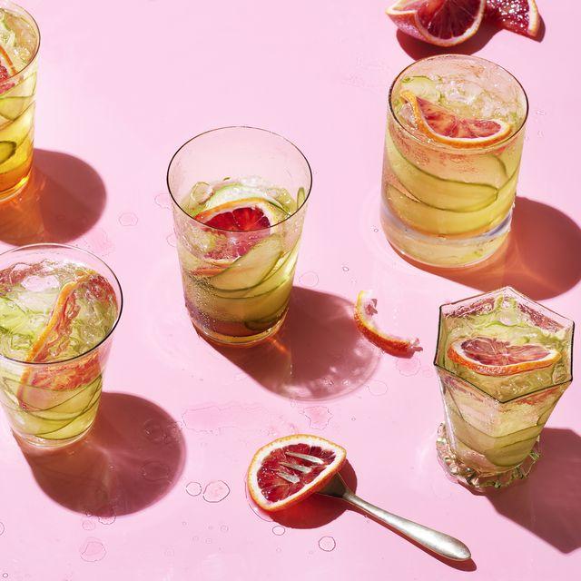 las mejores bebidas para perder peso