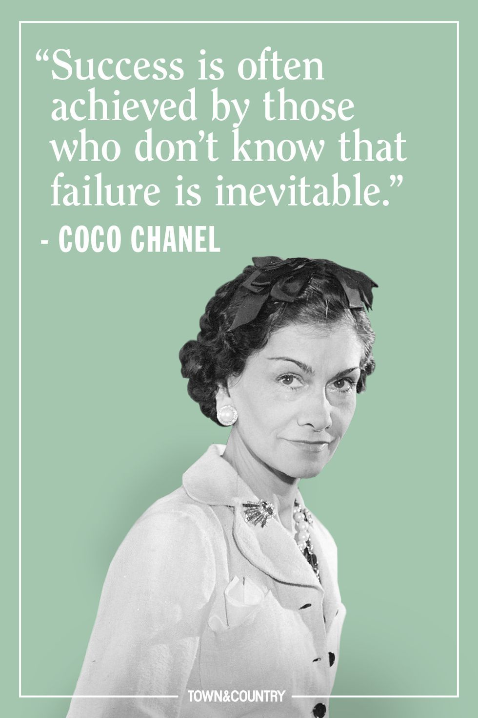 25 Coco Chanel Quotes Every Woman Should Live By Best Coco
