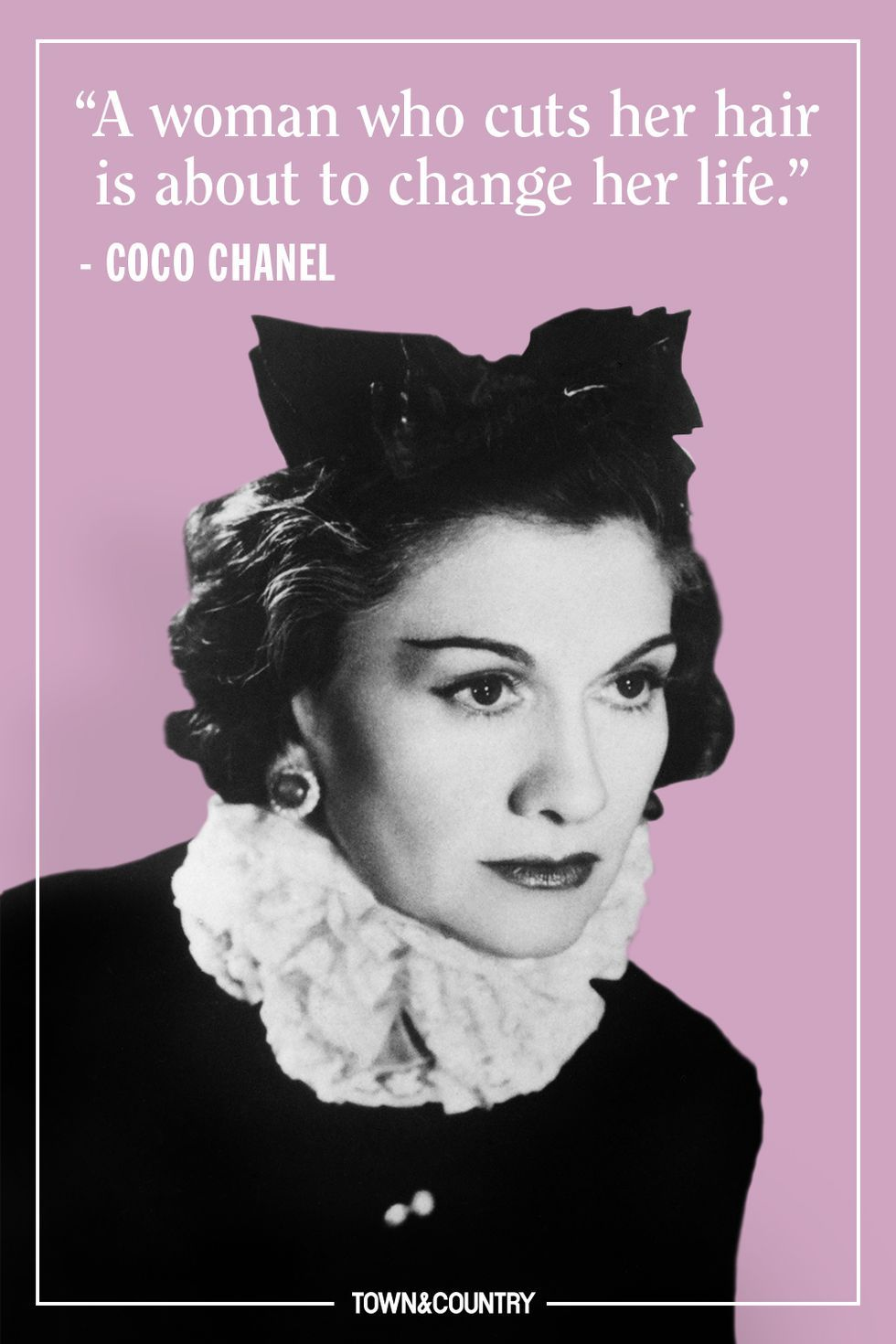 a38331d82954 25 Coco Chanel Quotes Every Woman Should Live By - Best Coco Chanel Sayings