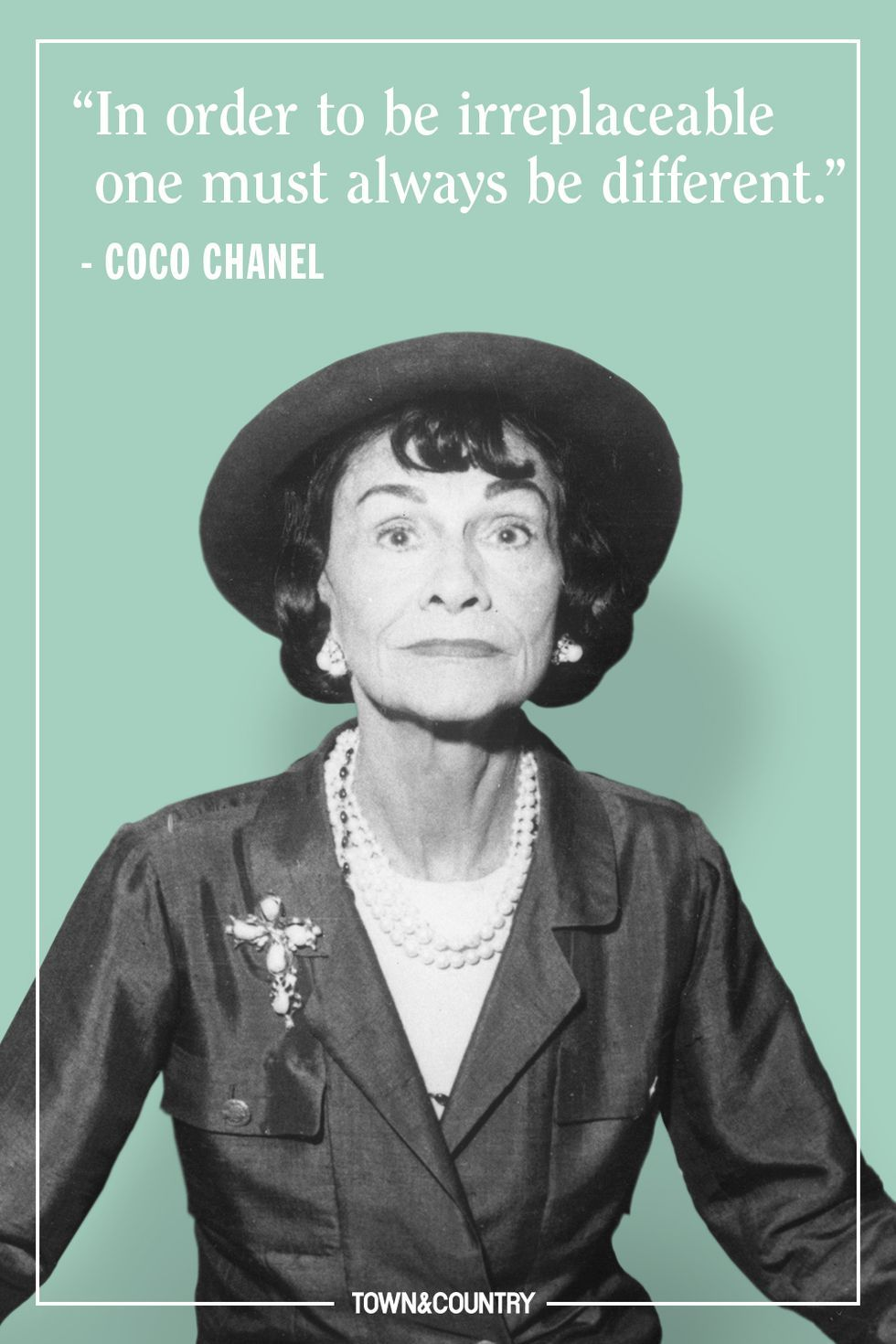 25 Coco Chanel Quotes Every Woman Should Live By - Best Coco Chanel Sayings fdd01125a94