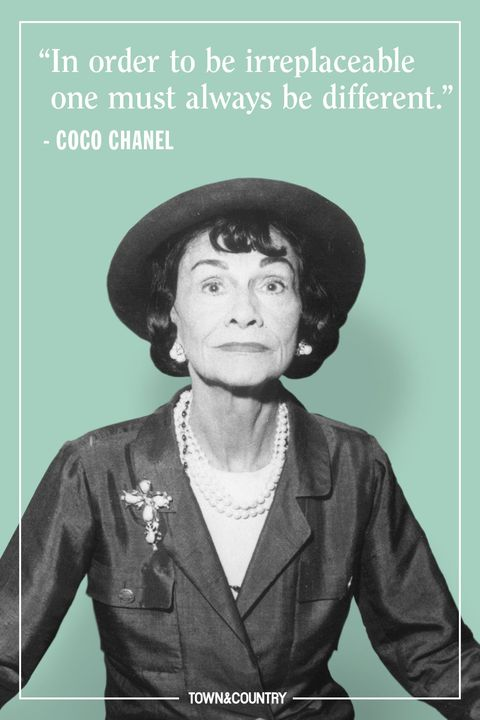 cf9185167777 25 Coco Chanel Quotes Every Woman Should Live By - Best Coco Chanel ...