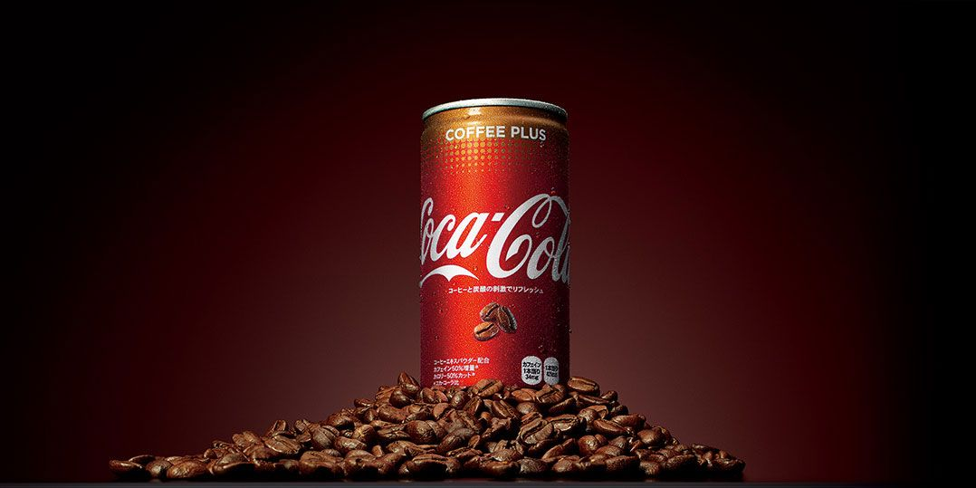 Coca Cola Coffee Plus Is Being Sold in Japan - How Much ...
