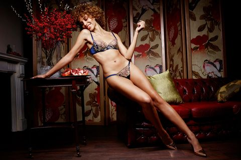 369b0cc61d6 The V&A unveils its first lingerie collaboration with Coco de Mer