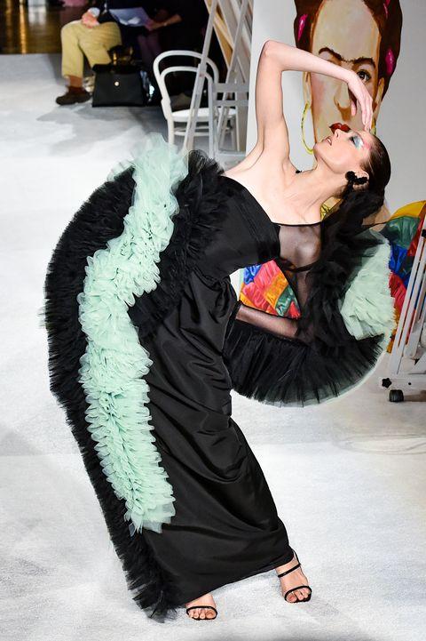 christian siriano ss 2020 fashion show