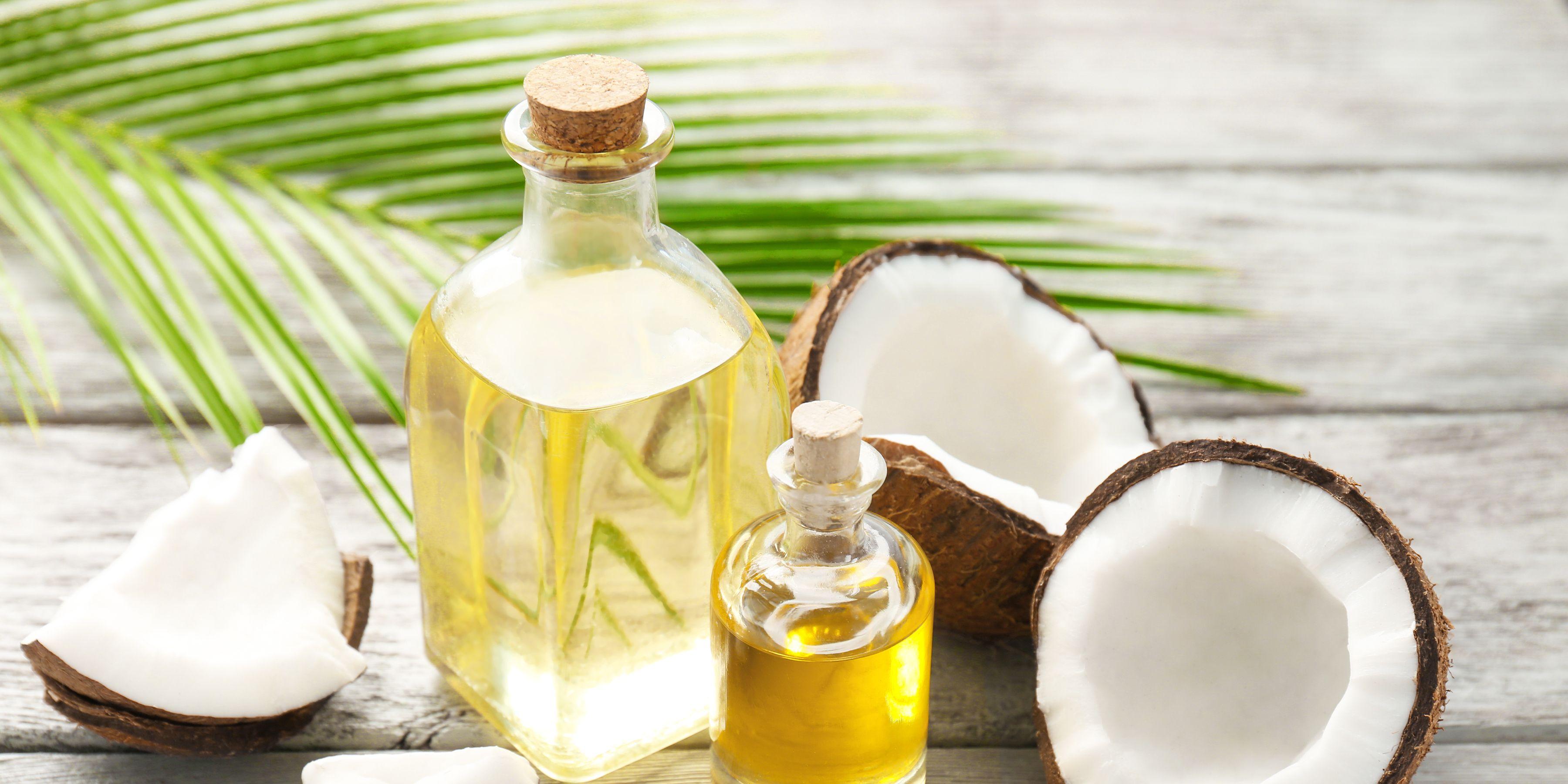 coconut oil beauty tricks