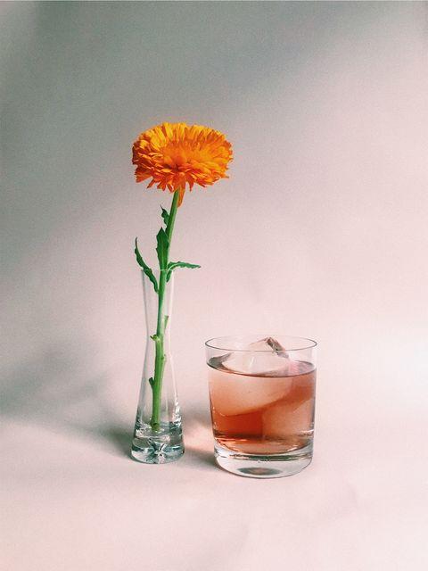 Una receta decocktail sin alcoholpara hacer en casa con niños