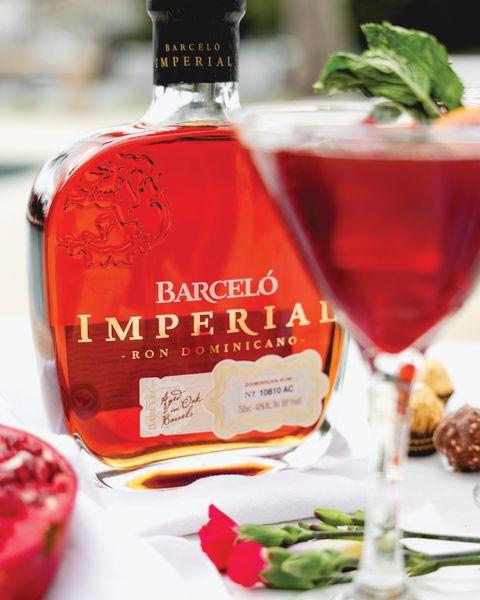 imagen de un cocktail elaborado con vino