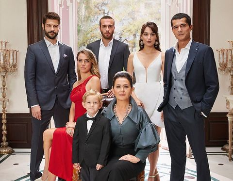 Serhat Teoman, de 'Madre', estrena la nueva serie turca 'Çocuk'