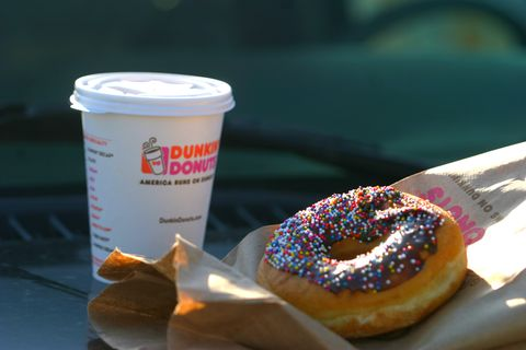 dunkin donuts open new years day