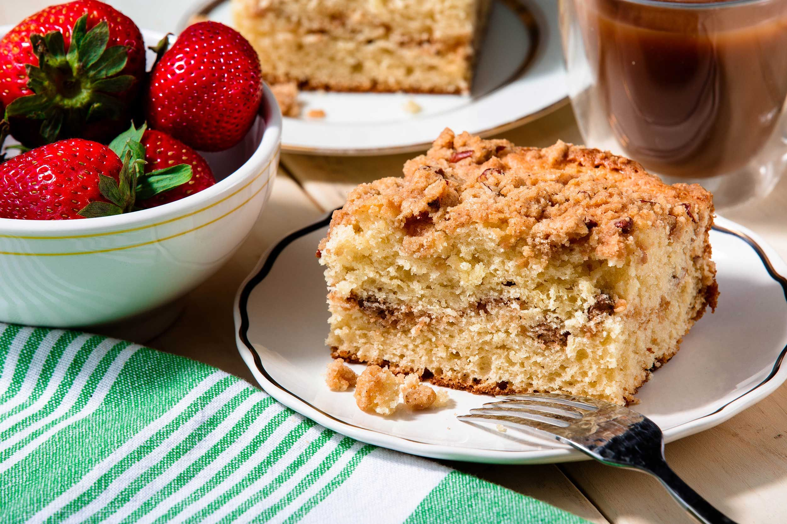 Best Classic Coffee Cake Recipe How To Make Classic Coffee Cake