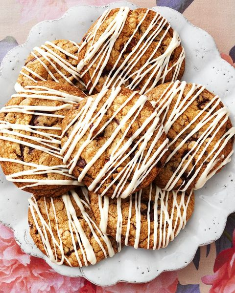 coffee chocolate chunk cookies