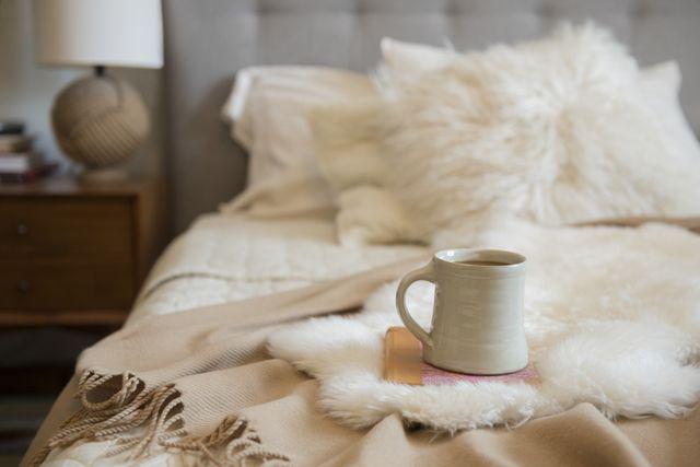 autumn bedding ideas