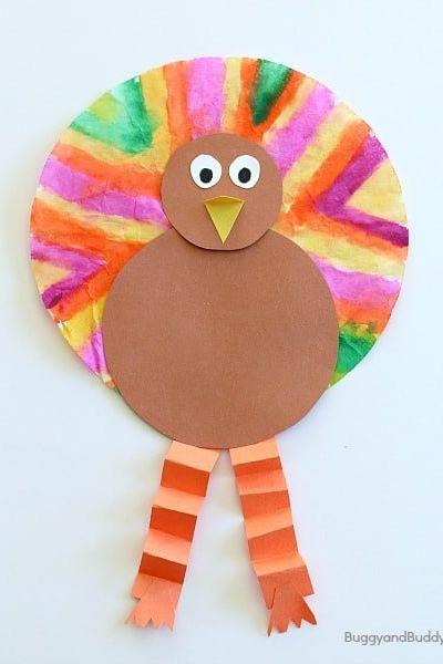 turkey crafts coffee filter
