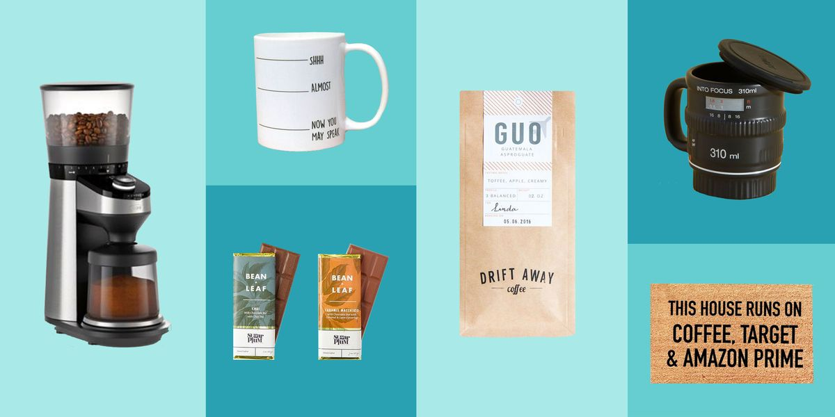 30+ Best Gifts for Coffee Lovers - Cute Christmas Coffee ...