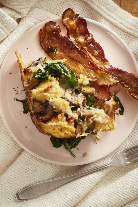 Thanksgiving Breakfast Ideas — Coffee-Glazed Bacon