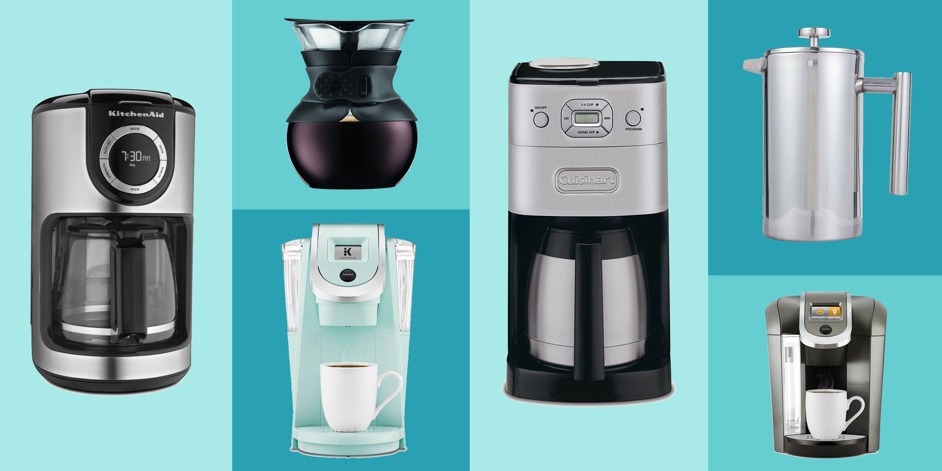 10 Best Coffee Makers-Coffee Makers To Buy—Delish.com