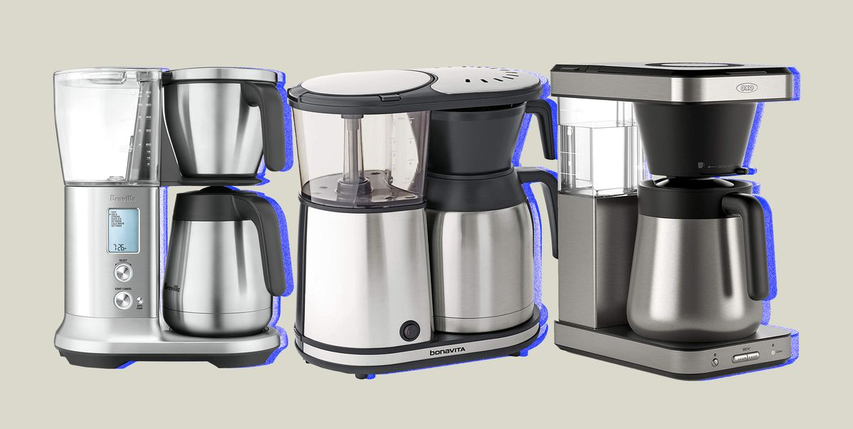 The 8 Best Coffee Makers of 2021