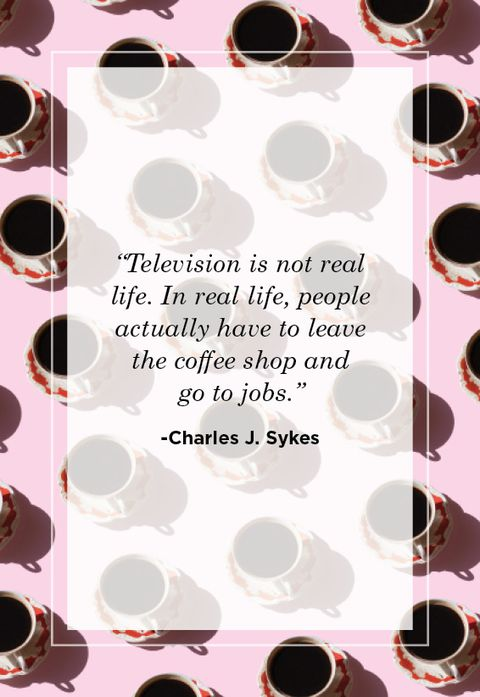 coffee quote from charles j sykes