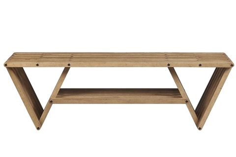 Furniture, Table, Coffee table, Outdoor table, Outdoor furniture, Outdoor bench, Rectangle, Sofa tables, Wood, Desk,