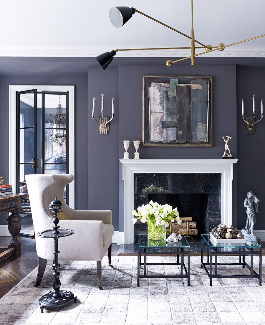40 Best Living Room Color Ideas Top, What Color To Paint A Small Living Room