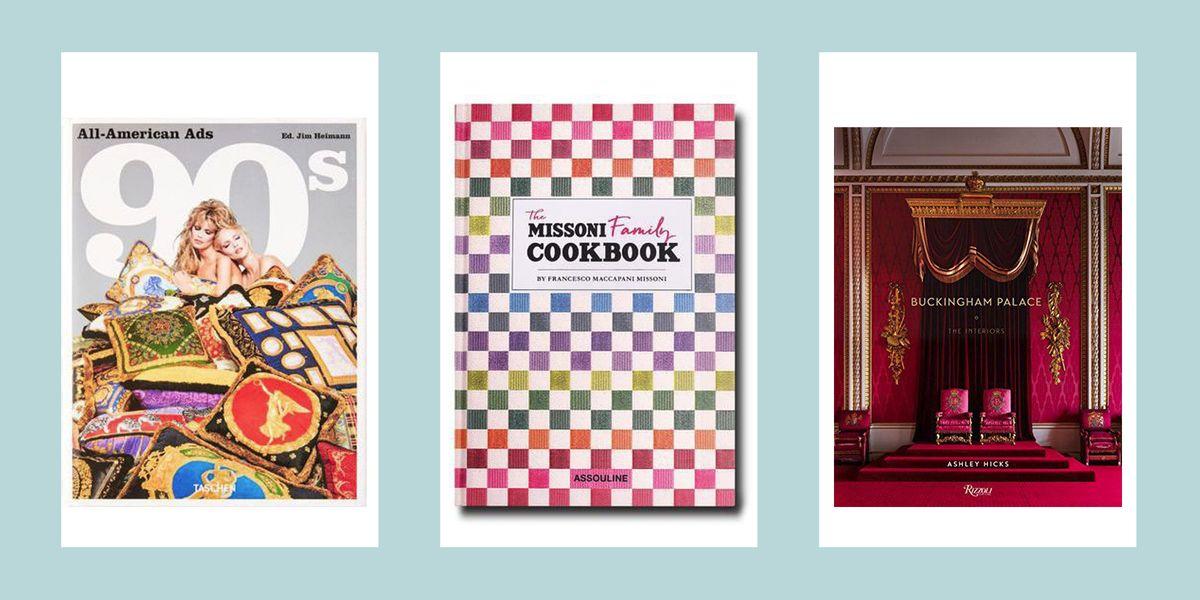 27 Best Coffee Table Books 2019 - Elegant Oversized Books ...