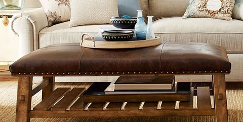 10 Best Coffee Table Ottomans Stylish Tail