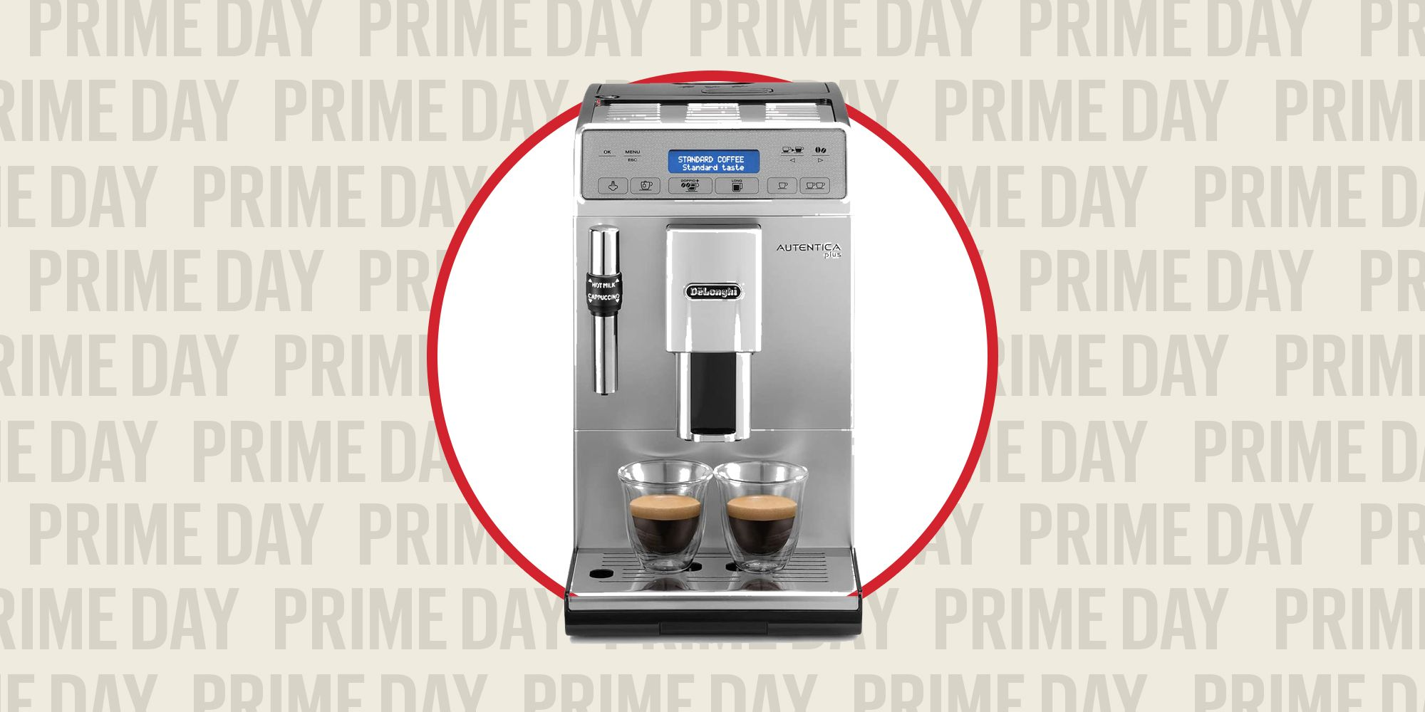 These Are the 6 Best Amazon Prime Day Coffee Machine Deals