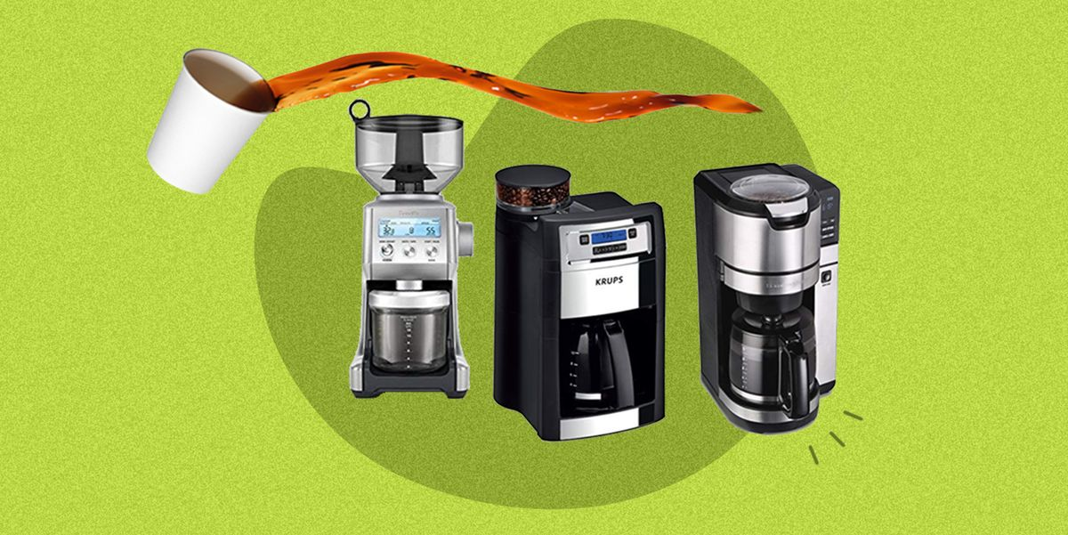10 Best Coffee Makers With Grinders 2020 Best Coffee Maker With Grinder Built In