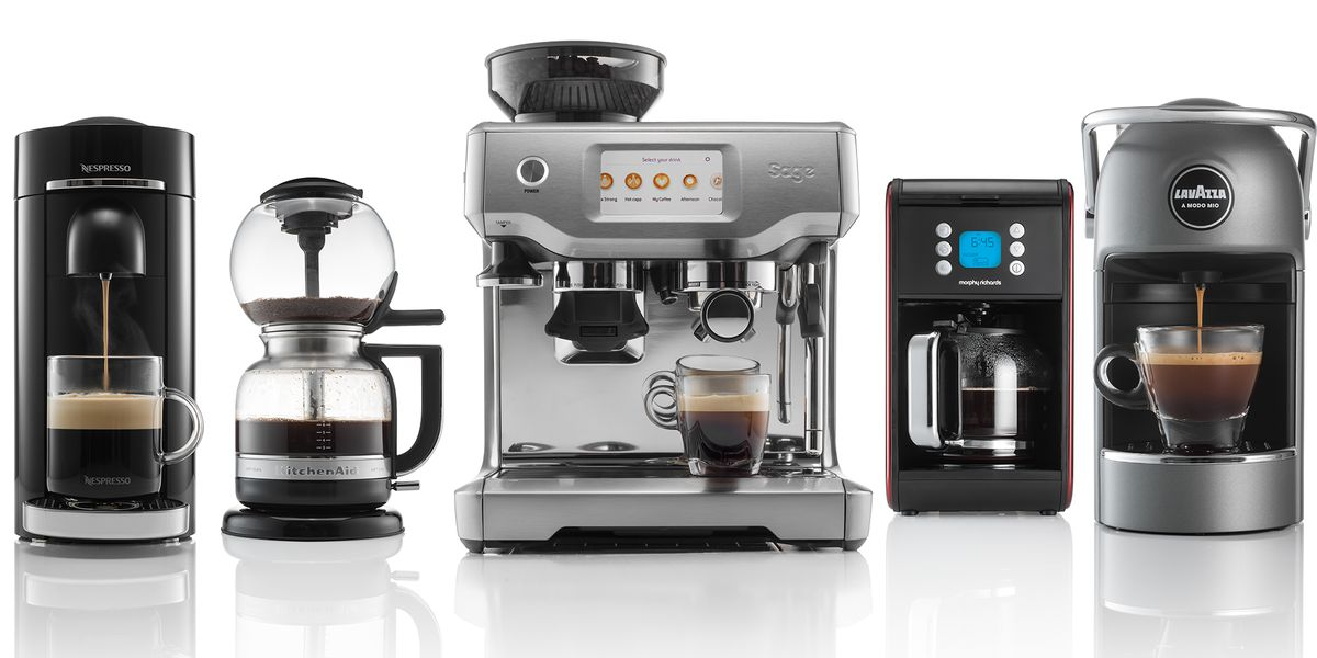Coffee Machines: The best 5 money can buy