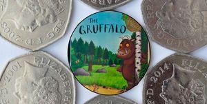 gruffalo coin