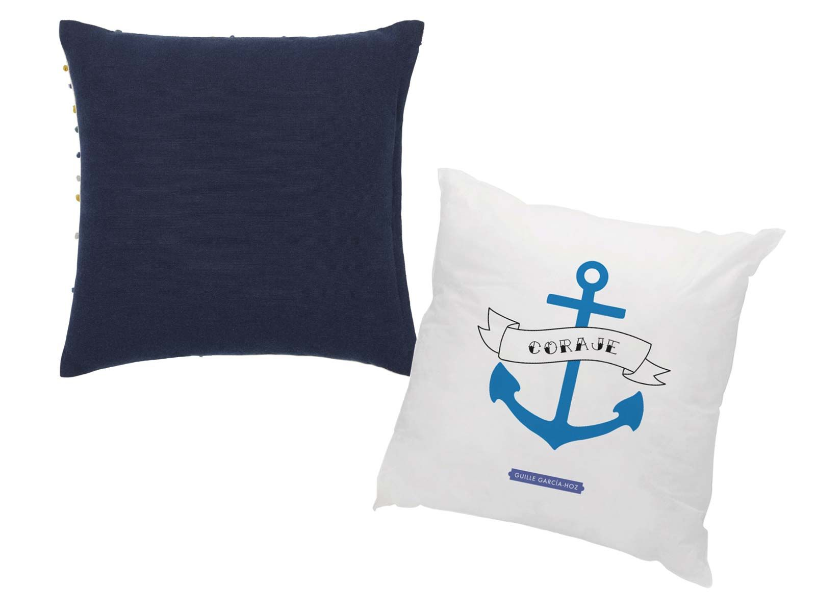 Decoración de estilo marinero