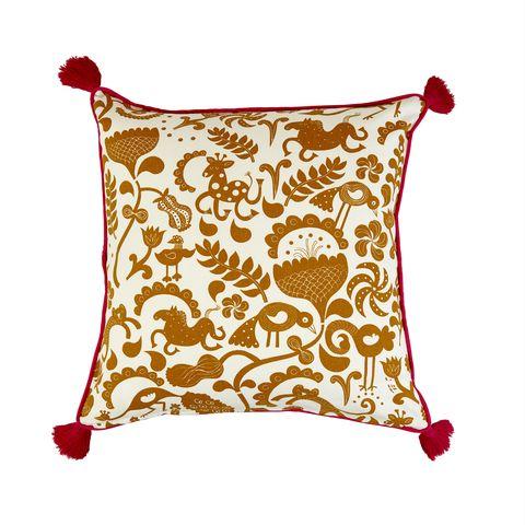 Fundas Cojines Ikea.Ursprunglig La Coleccion De Textiles Mas Personal De Ikea