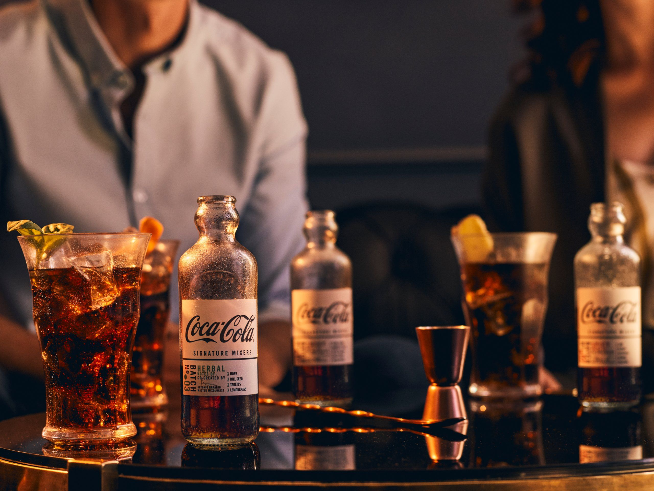 Resultado de imagen para Coca-Cola Signature Mixers