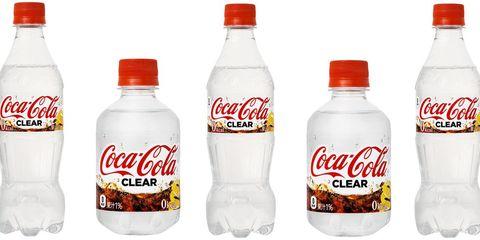 Coca-cola, Bottle, Cola, Drink, Carbonated soft drinks, Product, Non-alcoholic beverage, Soft drink, Plastic bottle, Water bottle,