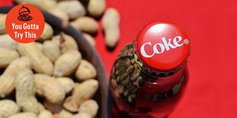 Why You Need to Put Peanuts In Your Next Coke