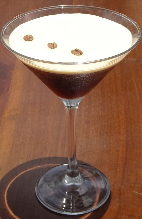 cocktail, espresso