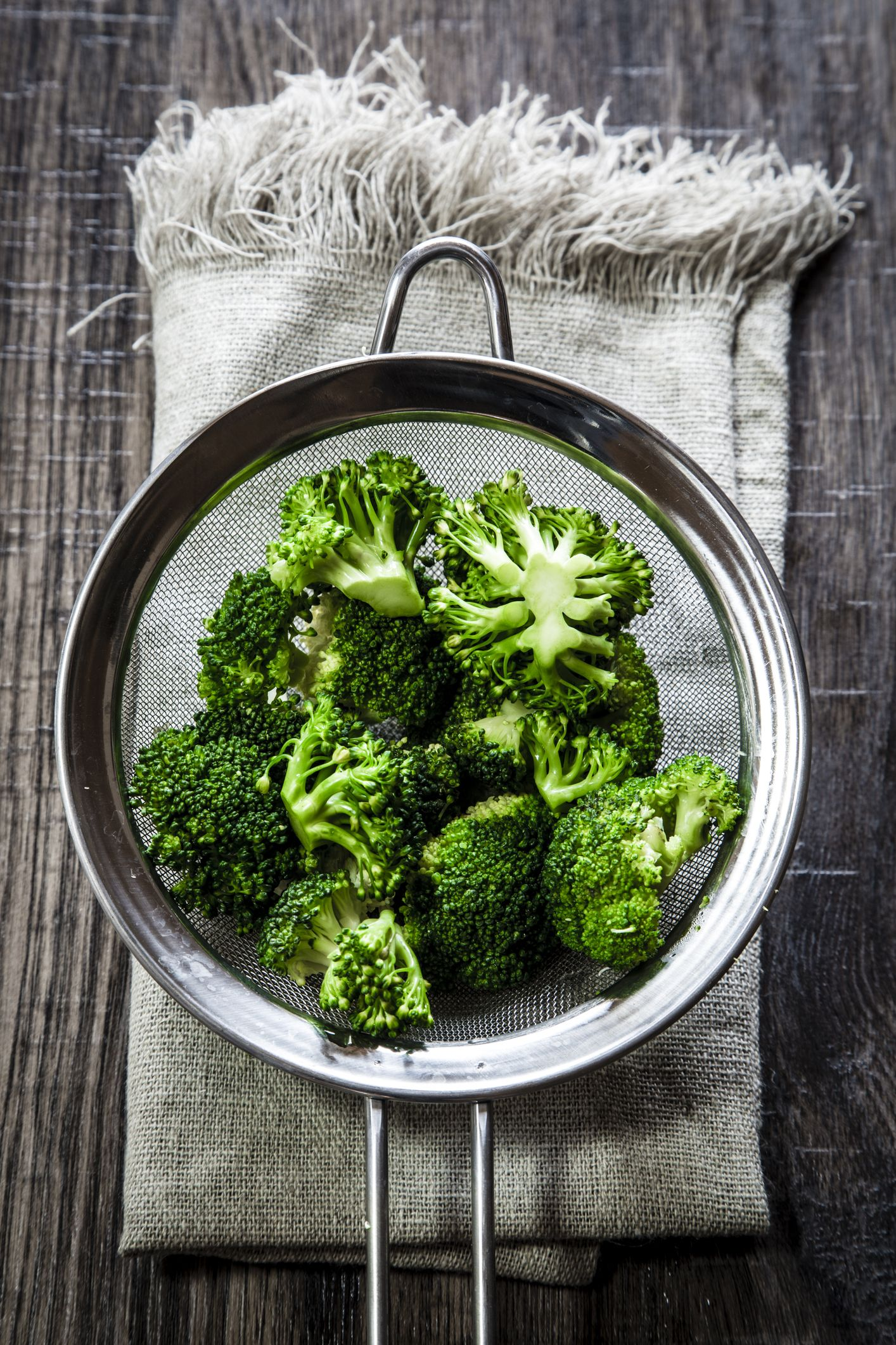 broccoli foods high in folic acid