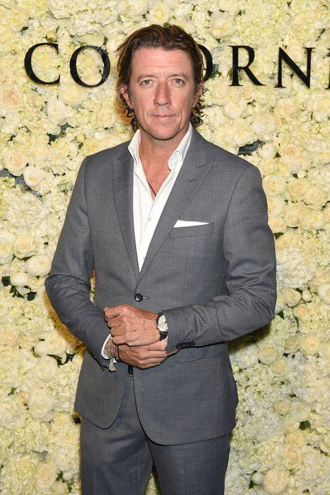 Suit, Blazer, Outerwear, Formal wear, Tuxedo, White-collar worker, Jacket, Pantsuit,