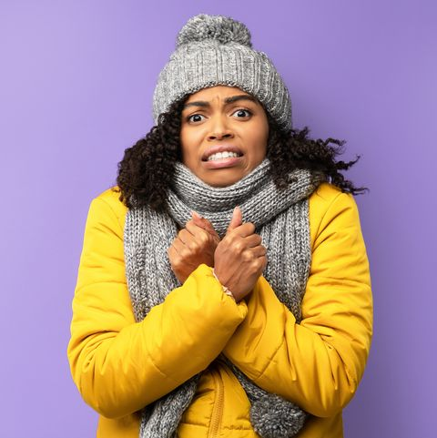 dr mcgrattan explores the causes of cold intolerance, when we should see the doctor and what the treatments are