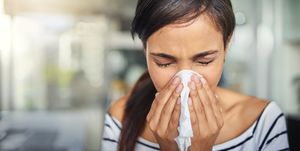 Symptoms and treatments for cold and flu