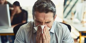 Sidestep cold and flu season