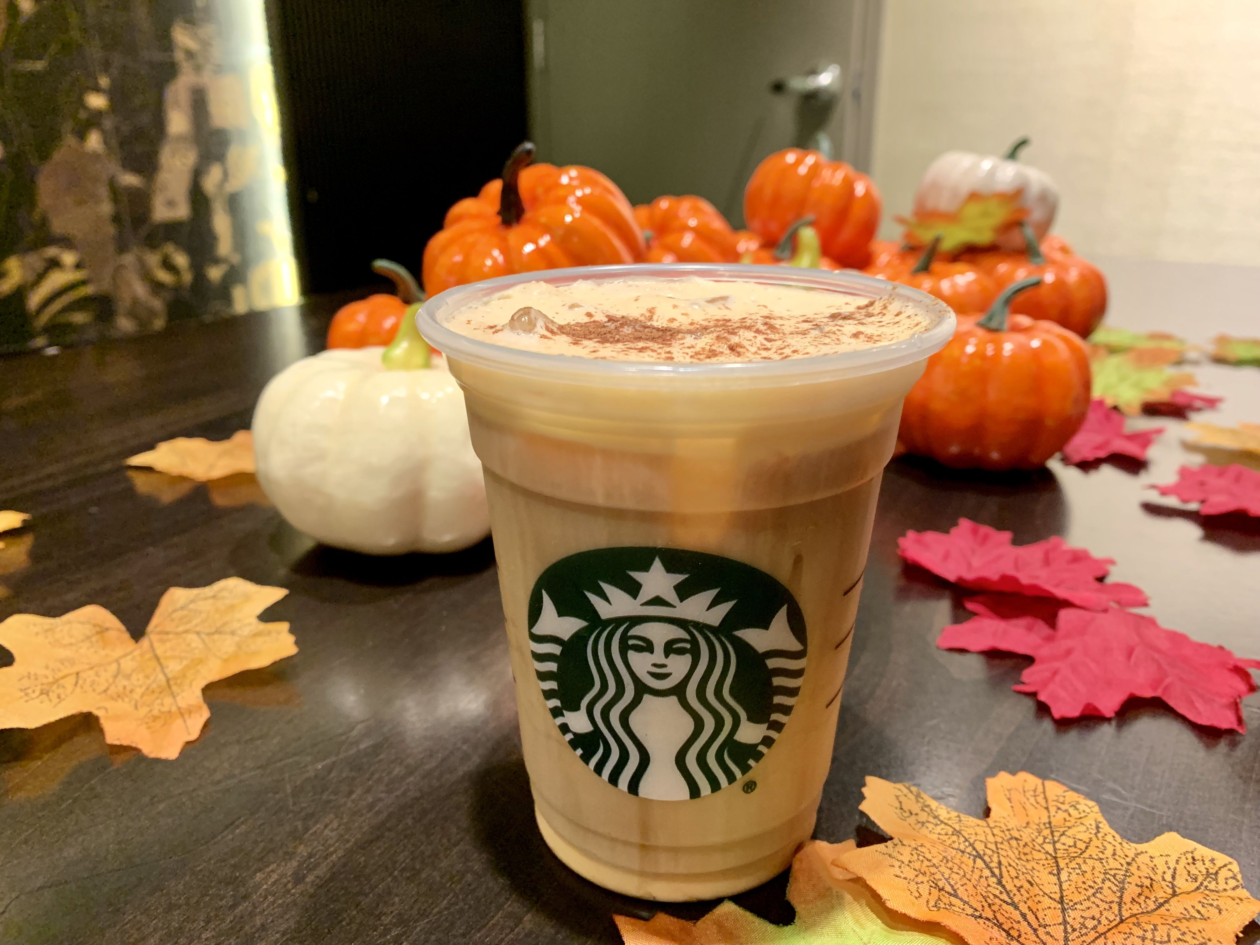 Starbucks Launches The Pumpkin Cream Cold Brew Its Second