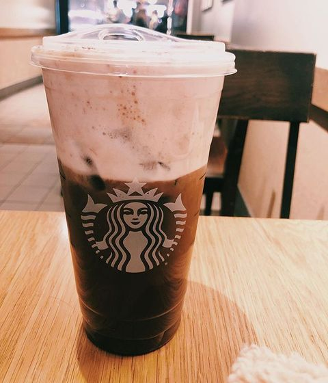 Drink, Frappé coffee, Coffee, Iced coffee, Cup, Mocaccino,